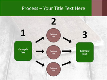 Old-Style Notebook PowerPoint Template - Slide 92