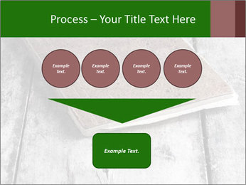 Old-Style Notebook PowerPoint Template - Slide 93