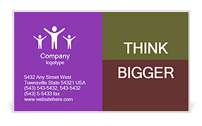 0000089425 Business Card Template