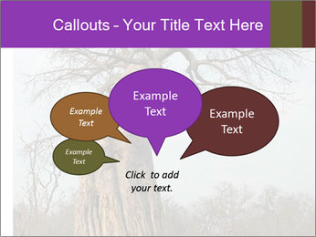 Huge Baobab PowerPoint Templates - Slide 73