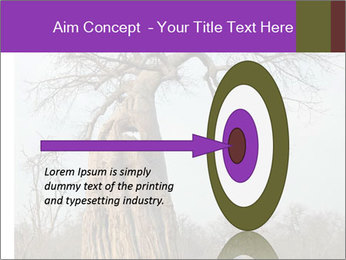 Huge Baobab PowerPoint Templates - Slide 83