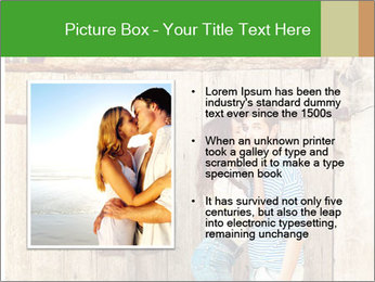 Passionate Love Couple PowerPoint Template - Slide 13