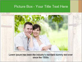 Passionate Love Couple PowerPoint Template - Slide 16