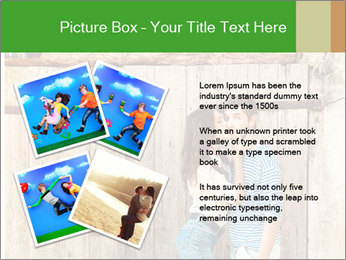 Passionate Love Couple PowerPoint Template - Slide 23