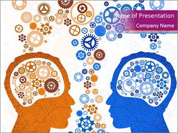 Creative Brainstorm PowerPoint Templates - Slide 1