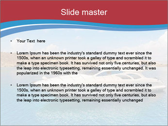 VIP Yacht PowerPoint Template - Slide 2