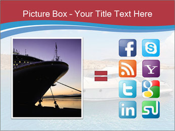 VIP Yacht PowerPoint Template - Slide 21