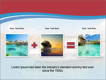 VIP Yacht PowerPoint Template - Slide 22