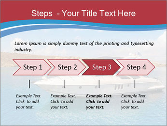 VIP Yacht PowerPoint Template - Slide 4