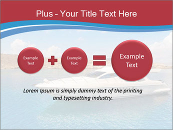 VIP Yacht PowerPoint Templates - Slide 75