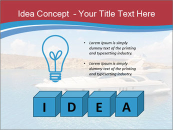 VIP Yacht PowerPoint Templates - Slide 80