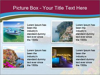 Lovely Bay PowerPoint Template - Slide 14