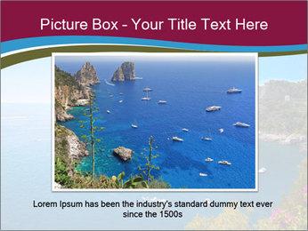 Lovely Bay PowerPoint Template - Slide 15
