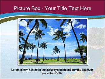 Lovely Bay PowerPoint Template - Slide 16