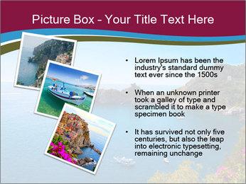 Lovely Bay PowerPoint Template - Slide 17