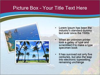 Lovely Bay PowerPoint Template - Slide 20
