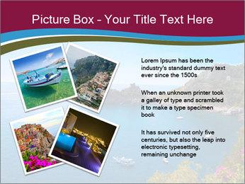 Lovely Bay PowerPoint Template - Slide 23