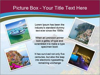 Lovely Bay PowerPoint Template - Slide 24