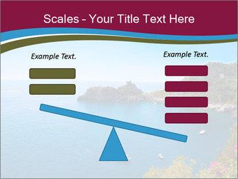 Lovely Bay PowerPoint Template - Slide 89