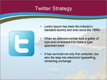 Lovely Bay PowerPoint Template - Slide 9