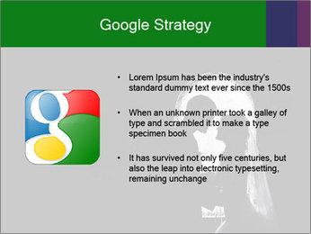 Full Moon Kiss PowerPoint Templates - Slide 10