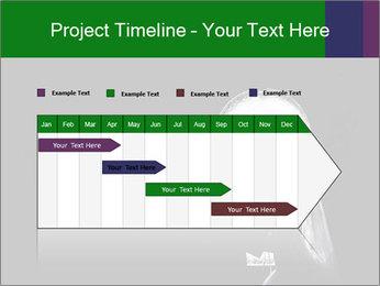 Full Moon Kiss PowerPoint Templates - Slide 25