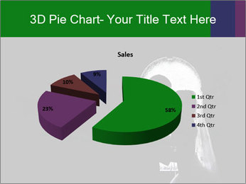 Full Moon Kiss PowerPoint Templates - Slide 35