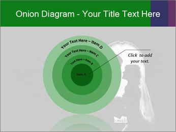 Full Moon Kiss PowerPoint Templates - Slide 61