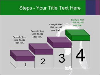 Full Moon Kiss PowerPoint Templates - Slide 64