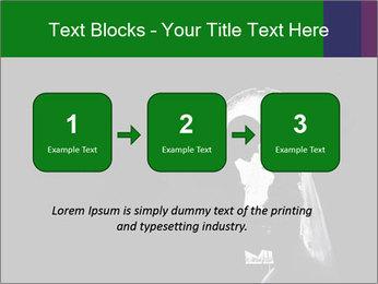 Full Moon Kiss PowerPoint Templates - Slide 71