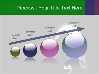Full Moon Kiss PowerPoint Templates - Slide 87