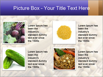 Raw Soyabeans PowerPoint Templates - Slide 14