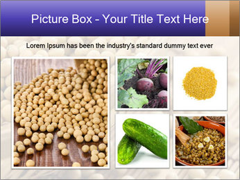 Raw Soyabeans PowerPoint Templates - Slide 19