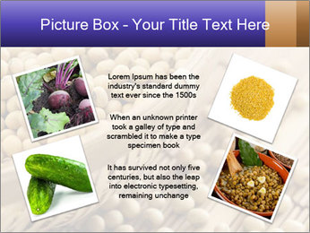 Raw Soyabeans PowerPoint Templates - Slide 24