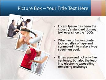 Shoulder Massage PowerPoint Templates - Slide 17