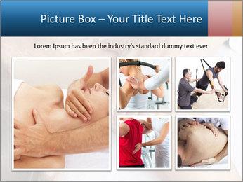 Shoulder Massage PowerPoint Templates - Slide 19