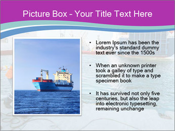Gantry Crane PowerPoint Template - Slide 13