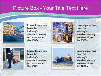 Gantry Crane PowerPoint Template - Slide 14