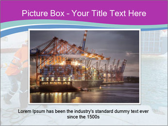 Gantry Crane PowerPoint Template - Slide 15