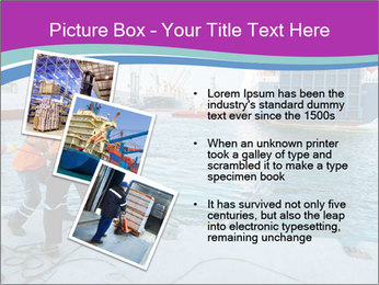Gantry Crane PowerPoint Template - Slide 17