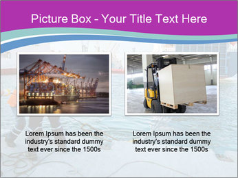 Gantry Crane PowerPoint Template - Slide 18