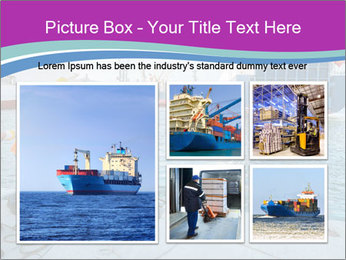 Gantry Crane PowerPoint Template - Slide 19