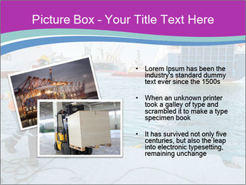 Gantry Crane PowerPoint Template - Slide 20