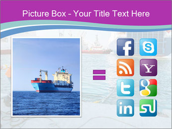 Gantry Crane PowerPoint Template - Slide 21