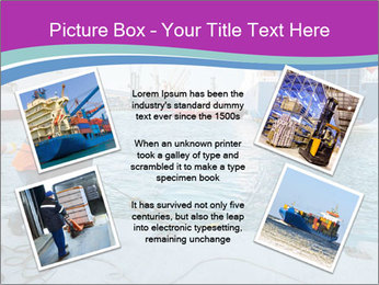 Gantry Crane PowerPoint Template - Slide 24