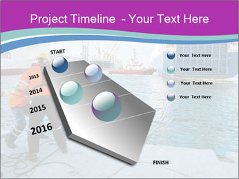 Gantry Crane PowerPoint Template - Slide 26
