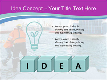 Gantry Crane PowerPoint Template - Slide 80