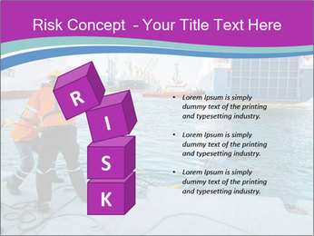 Gantry Crane PowerPoint Template - Slide 81