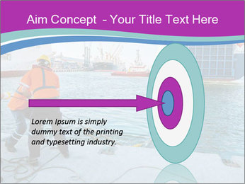Gantry Crane PowerPoint Template - Slide 83