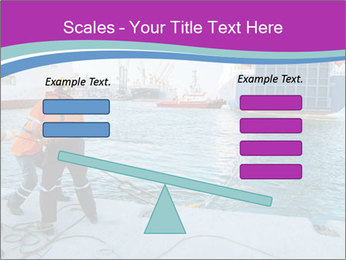 Gantry Crane PowerPoint Template - Slide 89